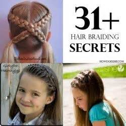 31 braid hacks for moms for long and short hair short 31 braiding hair secrets that just might change your