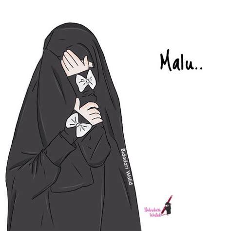 Gambar Kartun Muslim Hd Simplexpict1st Org Collection Wallpaper Muslimah Bercadar