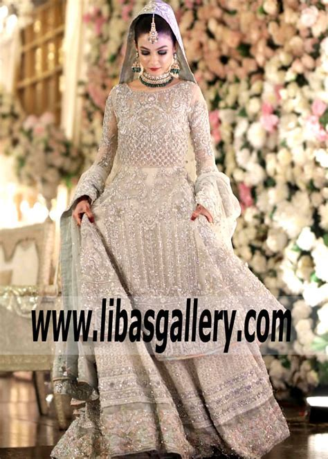 Shop Pakistani and Indian Bridal Wear online Bridal