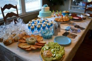 Nautical Themed Snacks - baby shower food ideas for boys baby shower ideas gallery