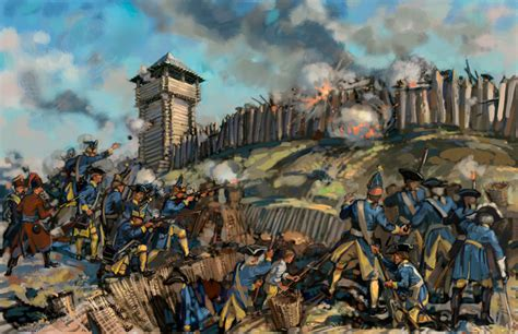 Rebellion On The Northern Line by Great Northern War By Anton Batov At Coroflot