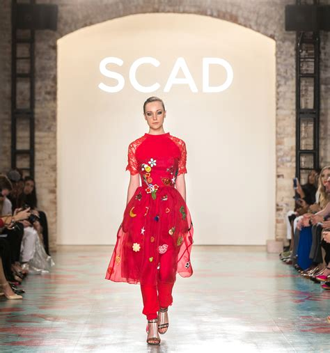 fashion illustration college of fashion scad places in top five of business of fashion global fashion school rankings scad edu