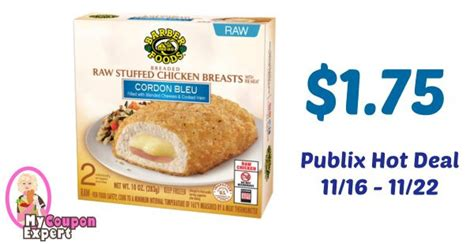 barber food printable coupons barber foods stuffed chicken breasts only 1 75 each after