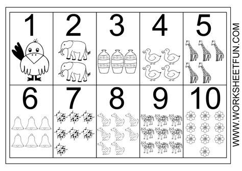 numbers 1 10 exercises printable 1 10 worksheets numbers 1 10 printable worksheet