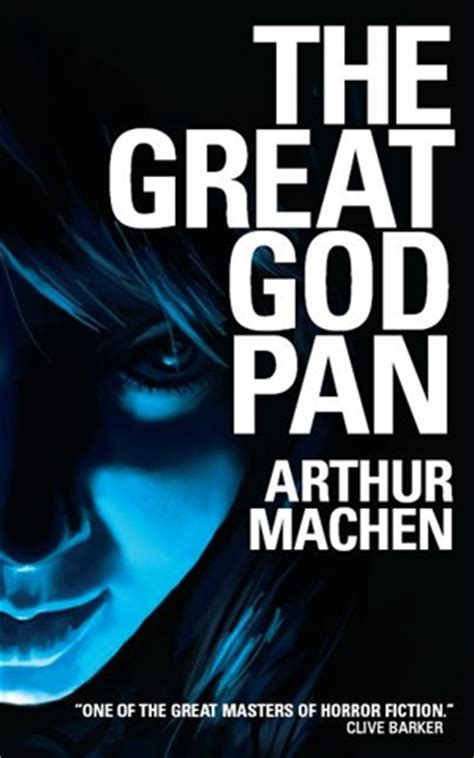 the great god pan machen arthur general books libro inglese libreria universitaria psychogeographic review s recommendations march 2013 psychogeographic reviewpsychogeographic