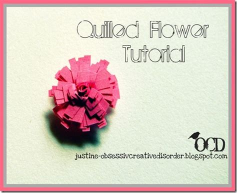 Handmade Paper Flowers Tutorial - craftionary