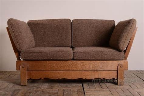 single bed settees for sale 1930 s heals oak bed settee antiques atlas