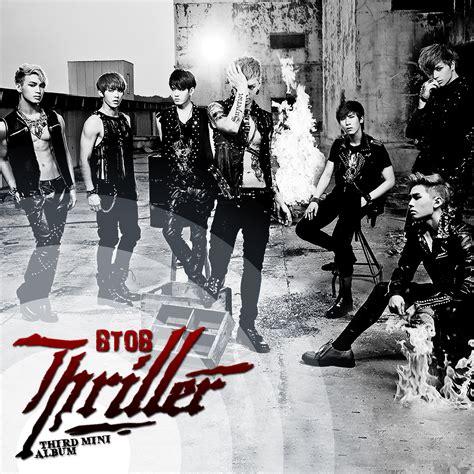 Btob 3rd Mini Album Vol 3 Thriller 2013 btob thriller by ahracool on deviantart