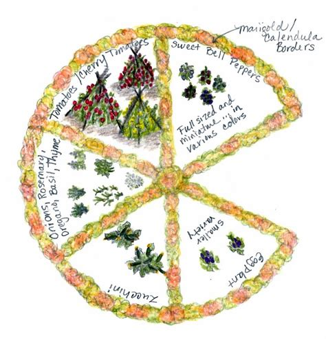 Pizza Garden by 1000 Images About Preschool Discovery Garden Ideas On