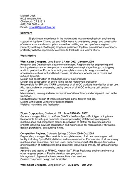 Machine Operator Description For Resume by Resume Exle For Machinist Resume Ixiplay Free Resume