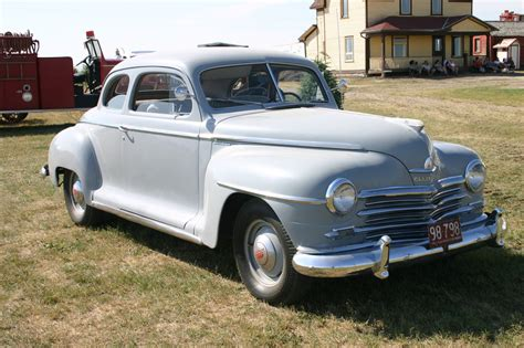 1947 plymouth coupe 1947 plymouth p15s deluxe business coupe