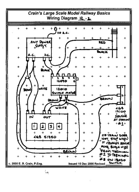 Lionel Engine Wiring Diagram - Wiring Diagram