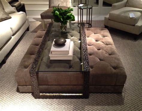 table over ottoman the 25 best square ottoman coffee table ideas on