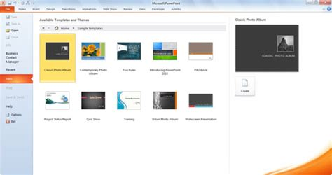 How To Use Powerpoint 2010 Templates How To Create A Template In Powerpoint 2010