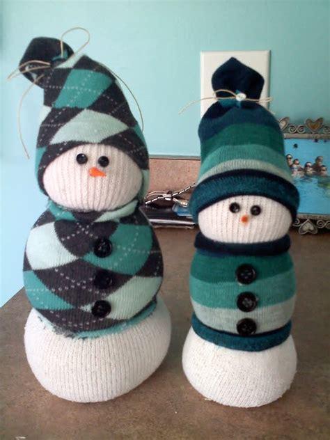 sock snowman directions the wojciechowskis creation sock snowmen