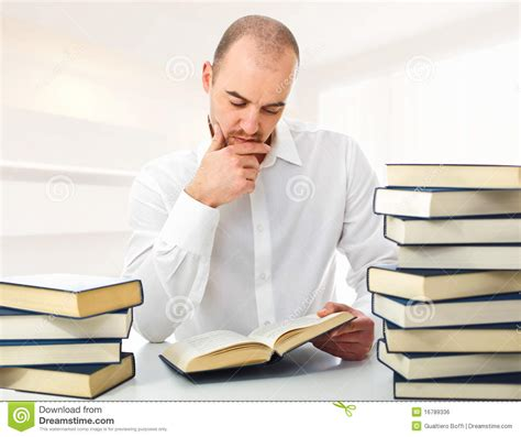 read z reading at home stock photo image of white book