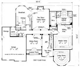 floor master bedroom home plans home design and style