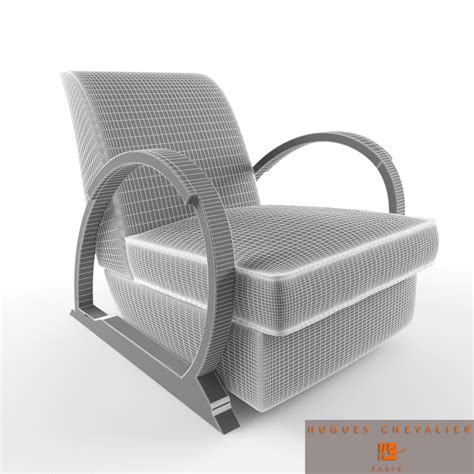 liberty armchair hugues chevalier liberty armchair 3d model max cgtrader com