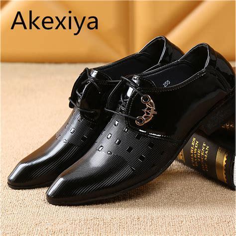 Aliexpress.com : Buy Akexiya 2017 Office Men Dress Shoes