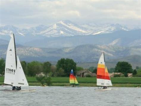 lake benson boating beautiful loveland visit loveland