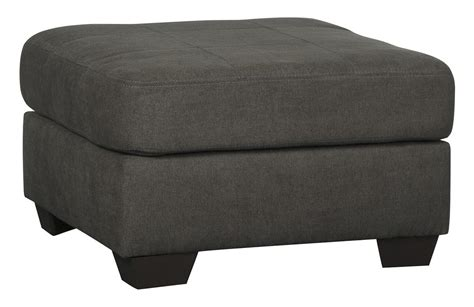 oversized ottomans clearance benchcraft delta city steel contemporary oversized