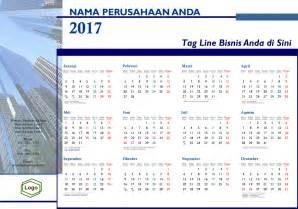 Kalender 2018 Keren Desain Kalender Meja 2017 Tema Bisnis Free Vector