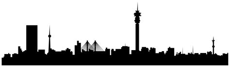 johannesburg skyline silhouette google search amazing