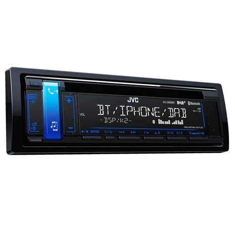 Its That Hello Again In A Usb Mp3cd Player by Kd Db98bt Cd Mp3 Car Stereo With Front Usb Aux Input And Bui