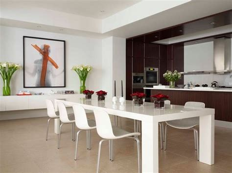 large kitchen dining room ideas 50 modern dining room designs for the stylish contemporary home