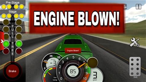 tutorial hack drag racing how to not blow your engine hack pro series drag