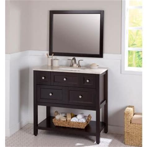 St Paul Bathroom Vanities by 399 St Paul Ashland 36 Inch Combo With Effects