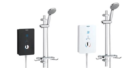 Plumbing An Electric Shower by Electric Shower Guide Showers Explained