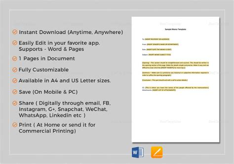 memo template for apple pages 5 holiday memo templates free word documents download
