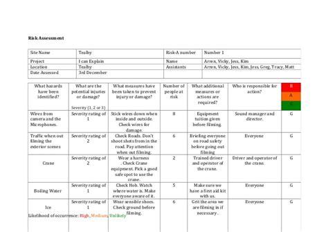 free legionella risk assessment template free legionella risk assessment template backuppubli