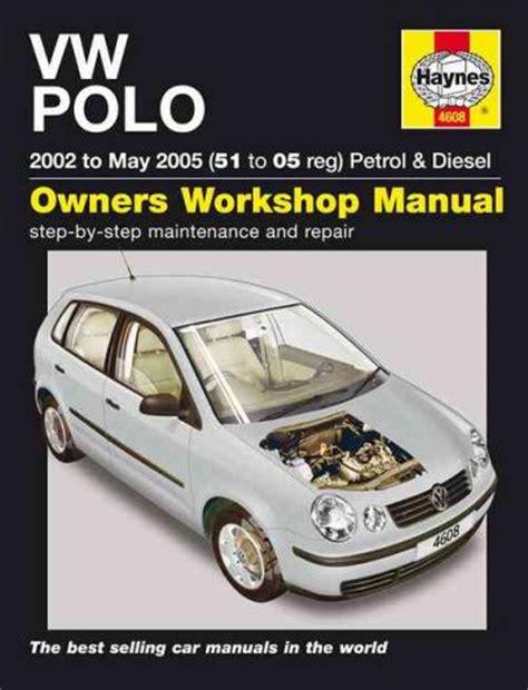 online auto repair manual 2002 volkswagen golf head up display vw volkswagen polo petrol diesel 2002 2005 haynes service repair manual workshop car manuals