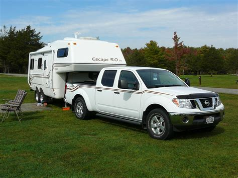 Nissan Frontier Towing by Towing An Airstream Nissan Frontier Forum