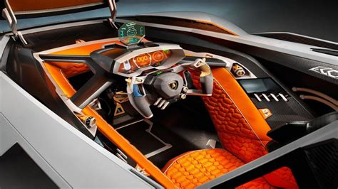 Lamborghini Egoista Review, Pictures