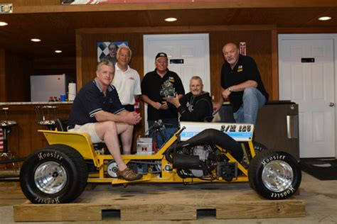 grand island s lawn mower race returns to raise relay funds