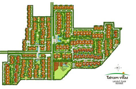 layout plan of gurgaon villa in tatvam villas prithvi estates