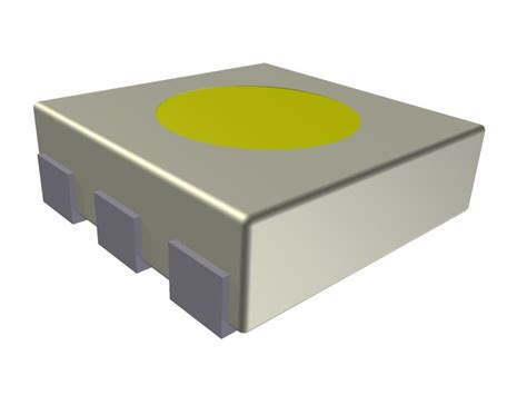 a new cad model of step recovery diode and generation of uwb signals led diode step iges 3d cad model grabcad