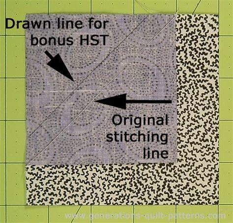 pattern allowances in hindi indian hatchet quilt block tutorial in 6 sizes