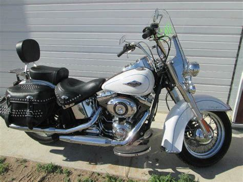 2013 Harley Davidson Heritage Softail Classic For Sale