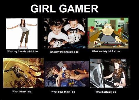 Gamer Girl Memes - 14 choice pc gamer memes that will make you laugh girl