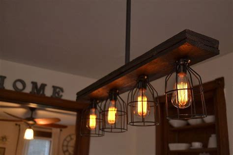 Farm Style Light Fixtures Farmhouse Style Dining Room Light