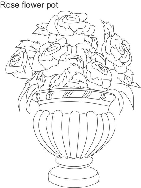 Drawing Flowers In A Vase by Top 25 Ideas About Flower Drawings On Dovers
