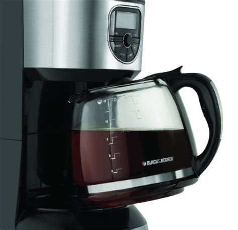 Coffee Maker Black And Decker black decker cm4000s 12 cup programmable coffeemaker