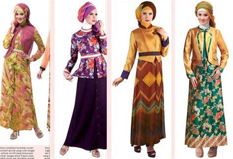 Baju Muslim Modern 2015 World Fashion Muslimah Model Baju Wanita Muslim Terbaru