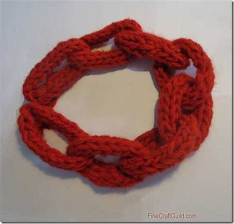 finger knitting ideas finger knitting projects