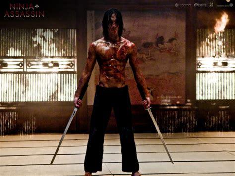 film de ninja assassin ninja assassin movie wallpapers 2009 action movies