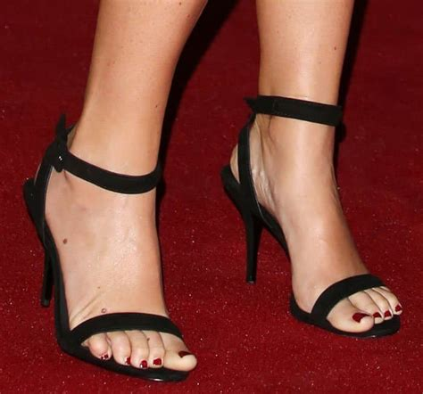 amy schumer awarded  alexander wang antonia sandals